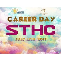 CAREER DAY 13/07/2017 - SAIGON TOURIST HOSPITALITY COLLEGE (STHC) - Công Ty CP Việt Thái Quốc Tế
